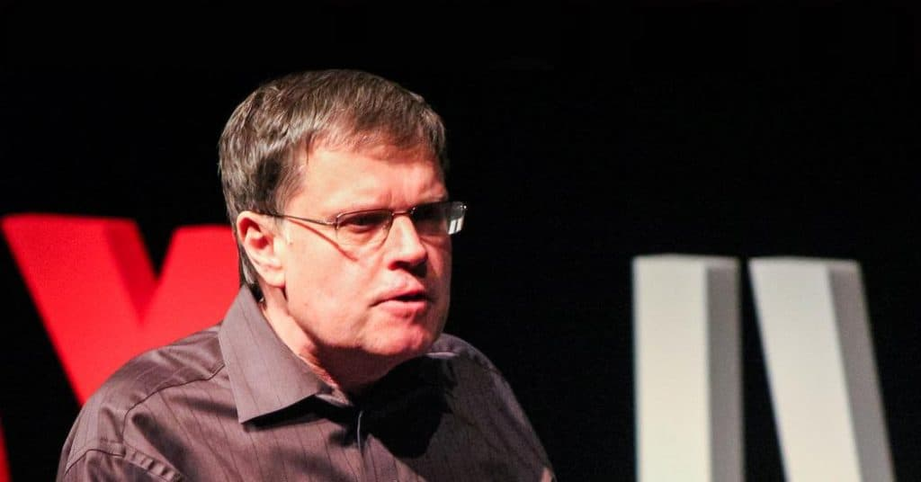 Larry Smith at TEDxUW