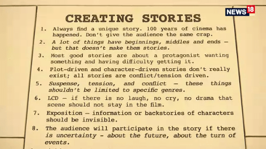 Stories From Cinema 01